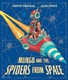 Book Mungo and the Spiders from Space