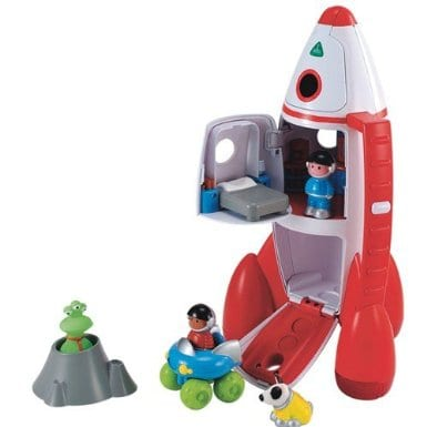 ELC Rocket to introduce space travel for kids