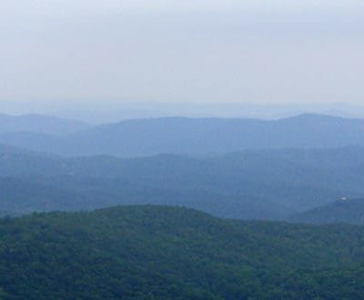 On the road with kids: Blue Ridge Parkway
