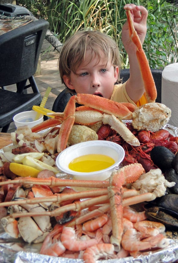 low country boil tybee