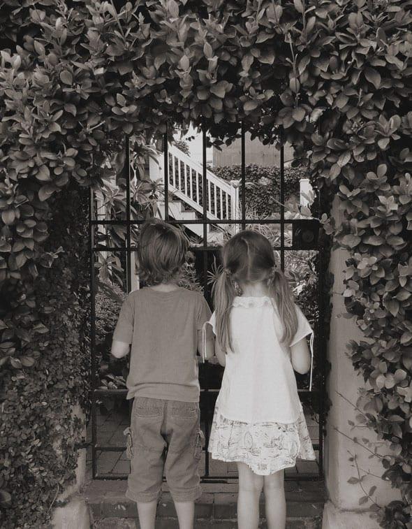 kids in savannah