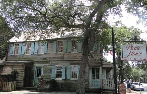Pirate's House Savannah