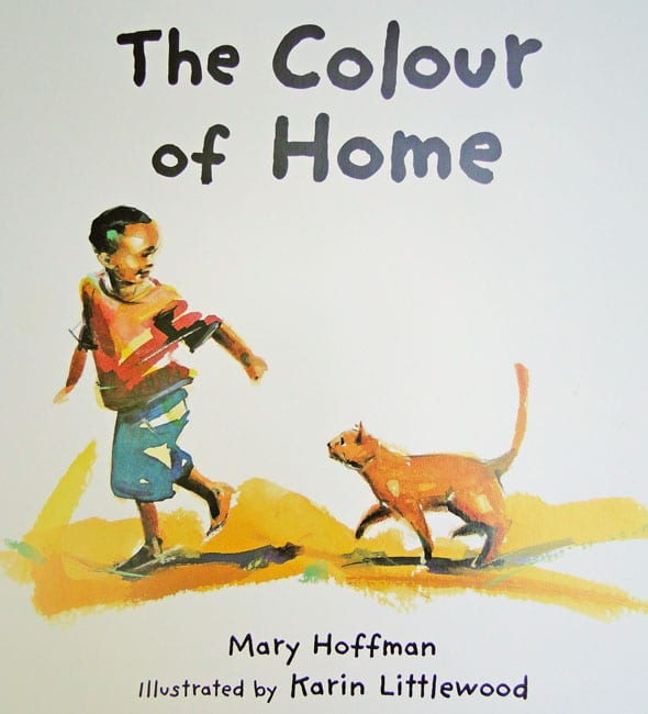 The Colour Of Home By British Author Mary Hoffman Wild
