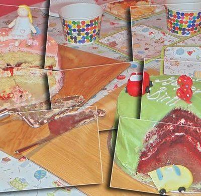 Children's Birthday Cakes: PART 2 where to buy in UK