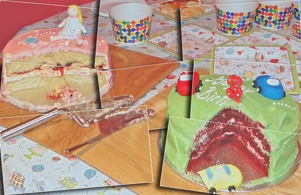Children S Birthday Cakes Part 2 Where To Buy In Uk