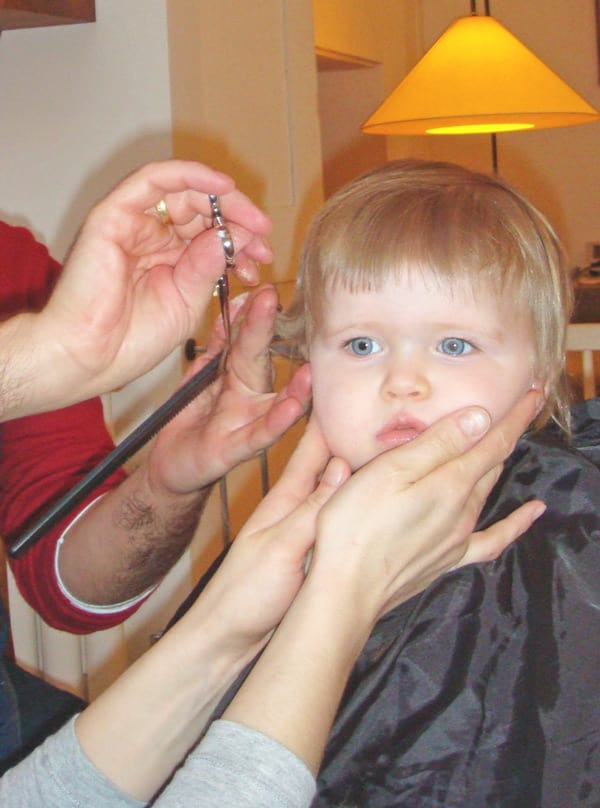 First Haircut Top Childrens Hair Salons In London Wild About Here