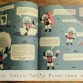 proefessor astro cat space book for kids