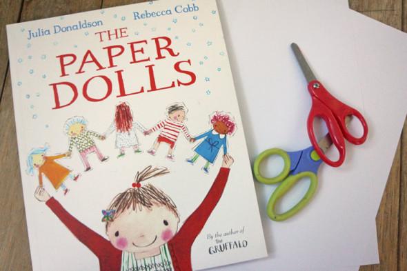 paper dolls kids activities arts crafts