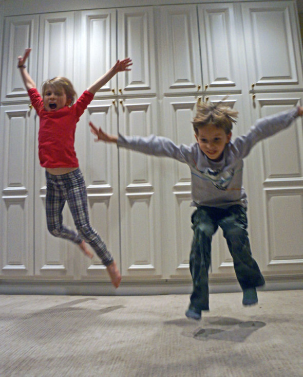 the week that was photos jumping joy