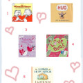 5 vanetines day kids books