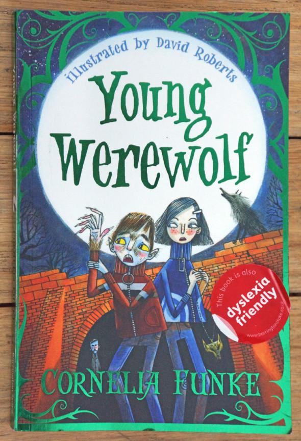 cover young werewolf cornelia funke