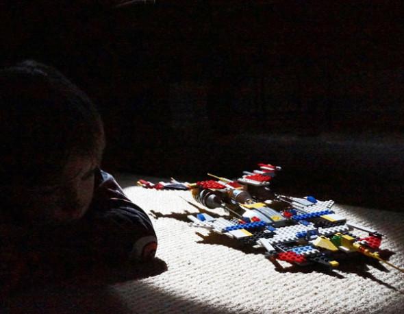 theos starship lego