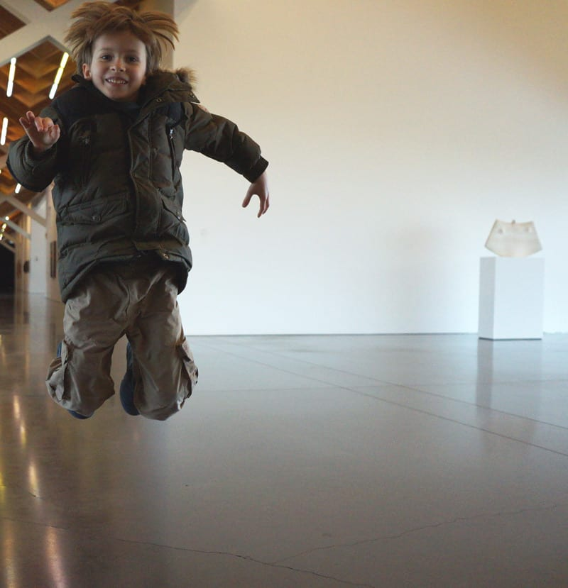 theo jumping