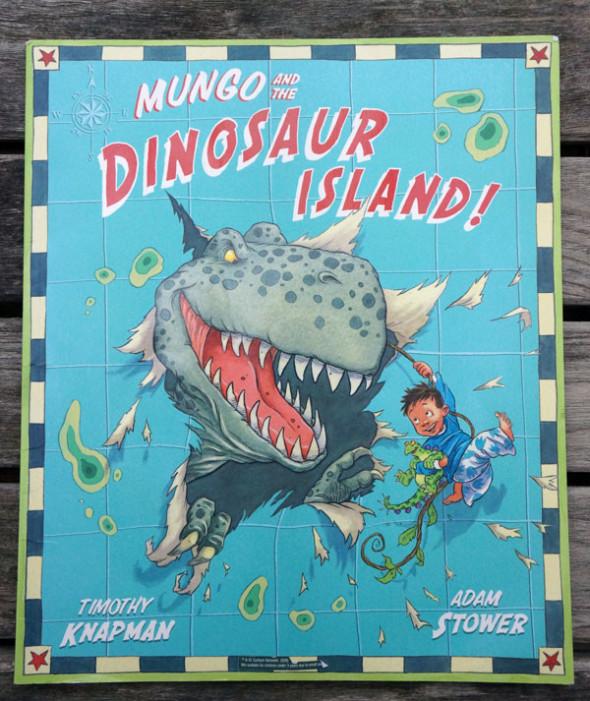 mungo dinosaurs picture book