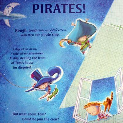 The Night Pirates are Girl Pirates