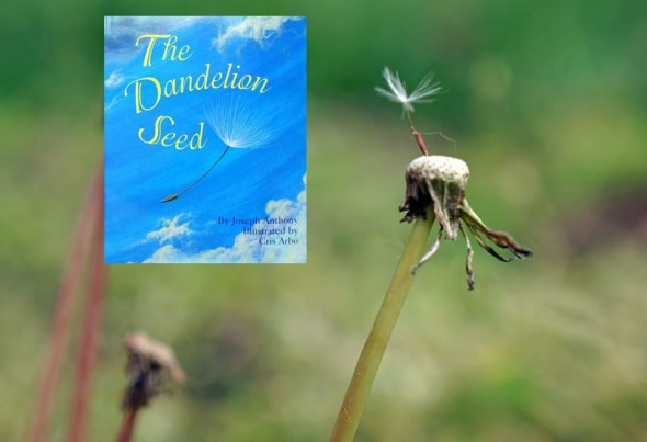 The Dandelion Seed book cover and image