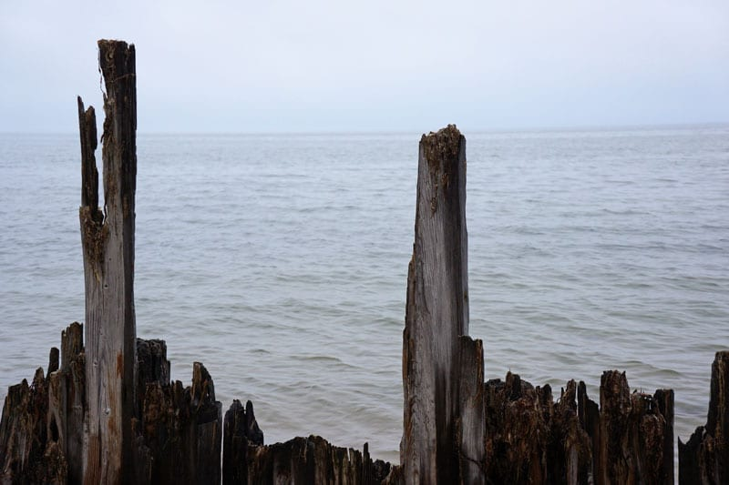 Alberts Landing beach Hamptons