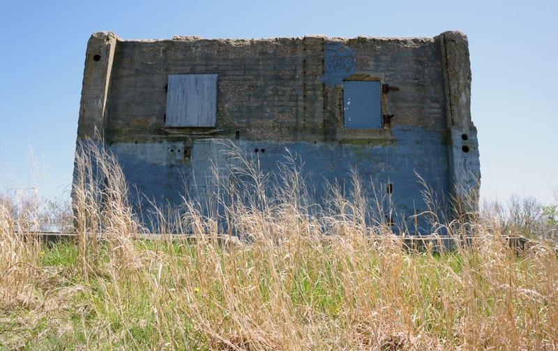 World War 2 bunker