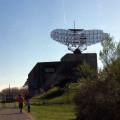 Theo Dad Camp Hero radar station