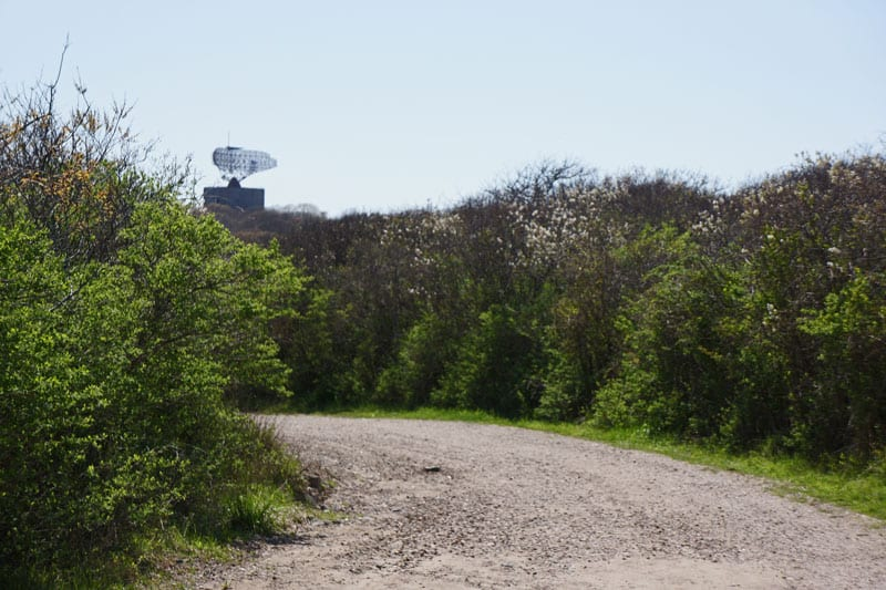 Old Montauk Highway Radar