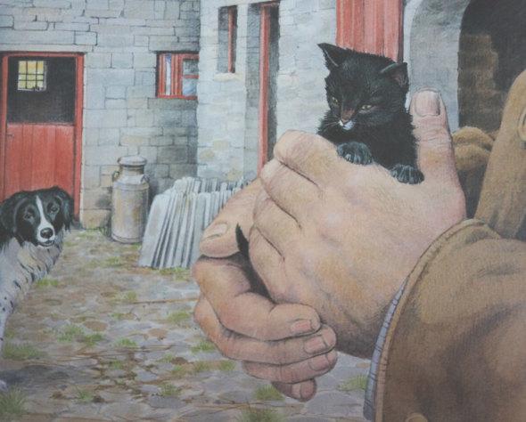 James Herriots Moses the Kitten