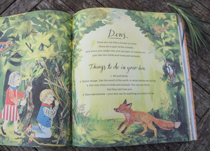 Summer Den A First Book of Nature