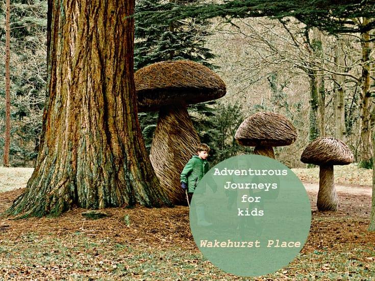 Adventurous Journeys Wakehurst Place
