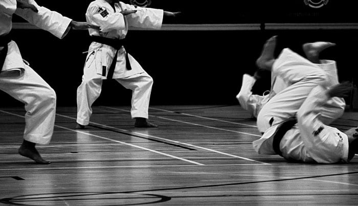 Renkinshan karate UK