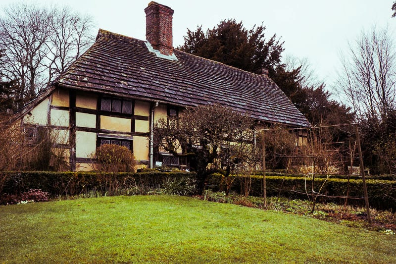 The Priest House in West Hoathly
