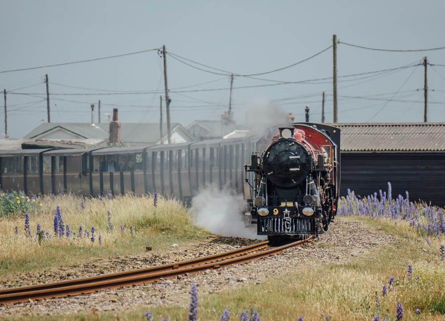 Dungeness miniature railway