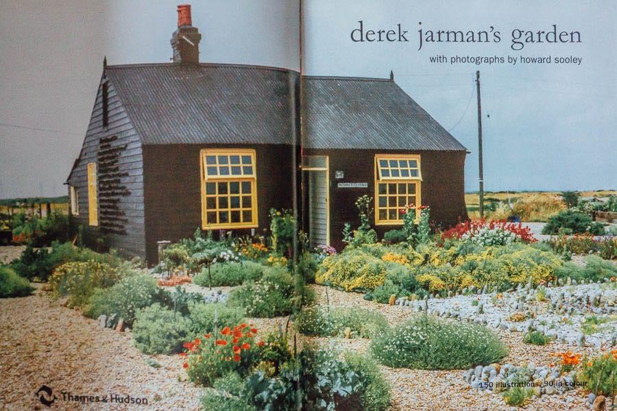 Book Derek Jarman's Garden