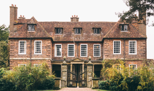 Groombridge Place house
