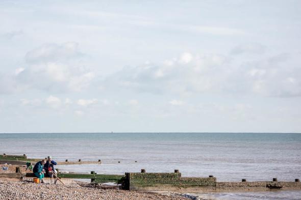September Kent beach