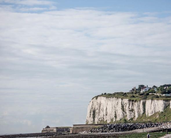 St Margarets at Cliffe coastline
