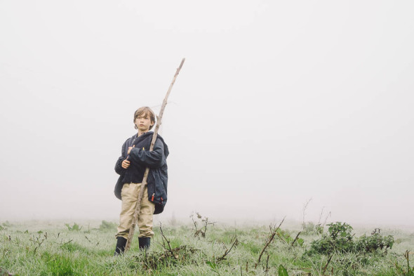 Walk in the mist Theo