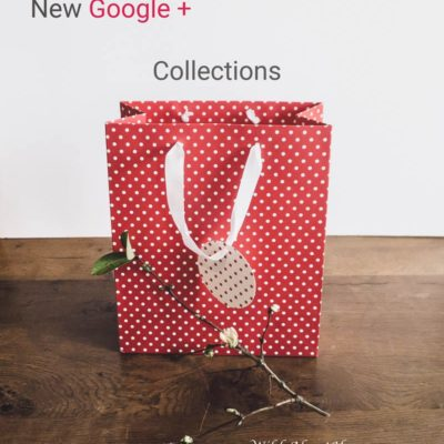 New Google + and Collections