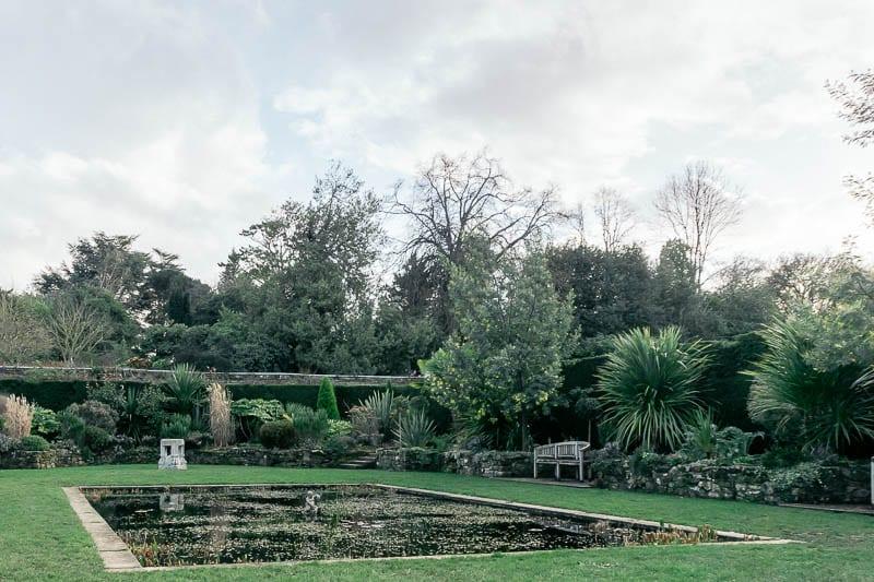 Hever Italian sunken garden