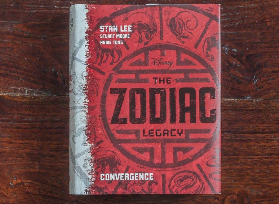 The Zodiac Legacy Convergence