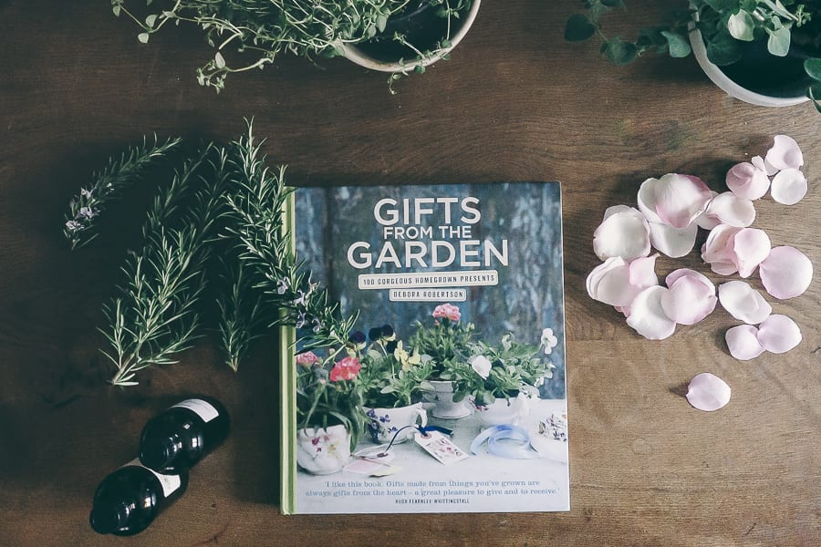 Gifts from the Garden by Deborah Robertson
