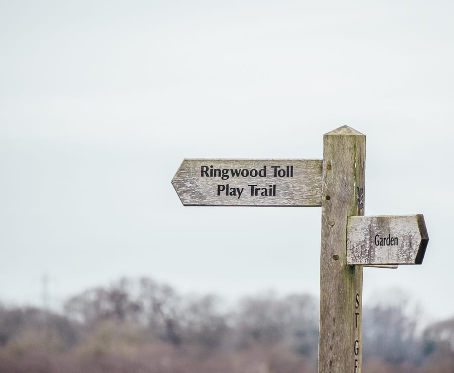 Natural playground Ringwood Toll Sheffield Park