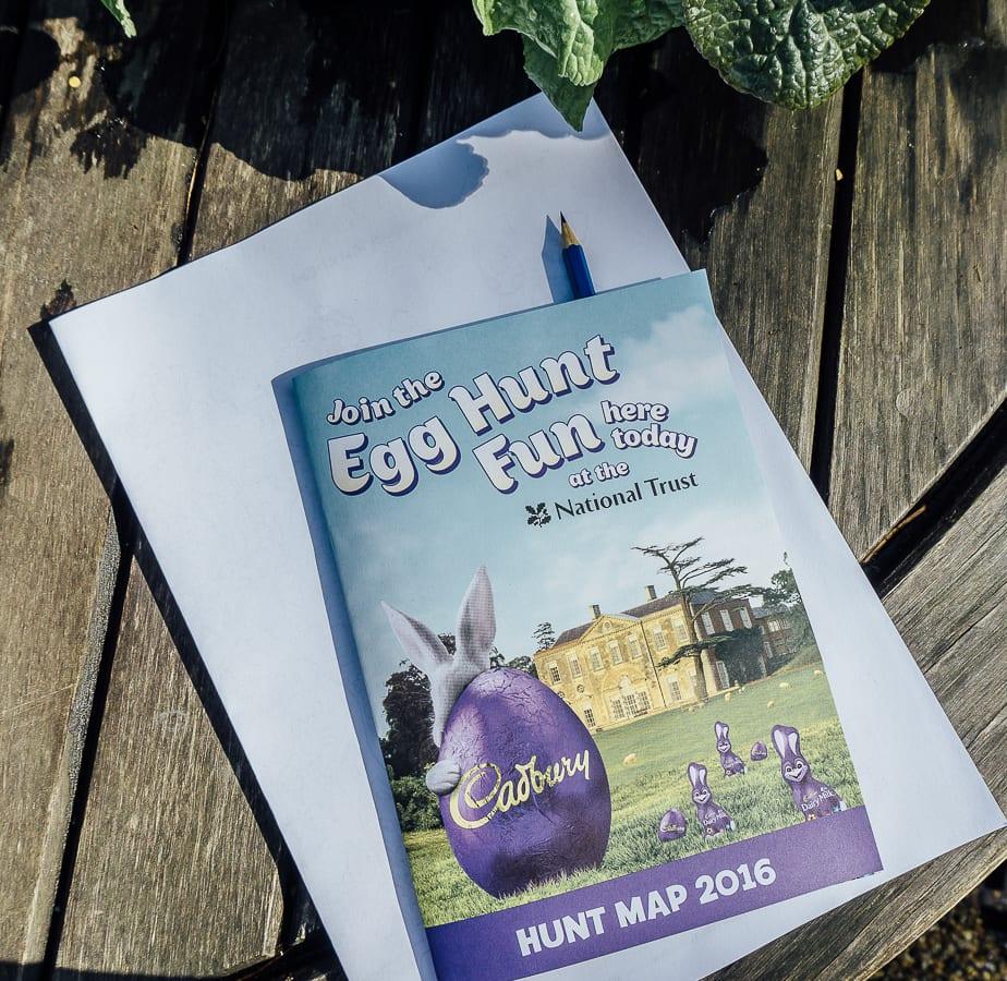 Easter Egg hunt 2016 Sheffield Park and Gardens