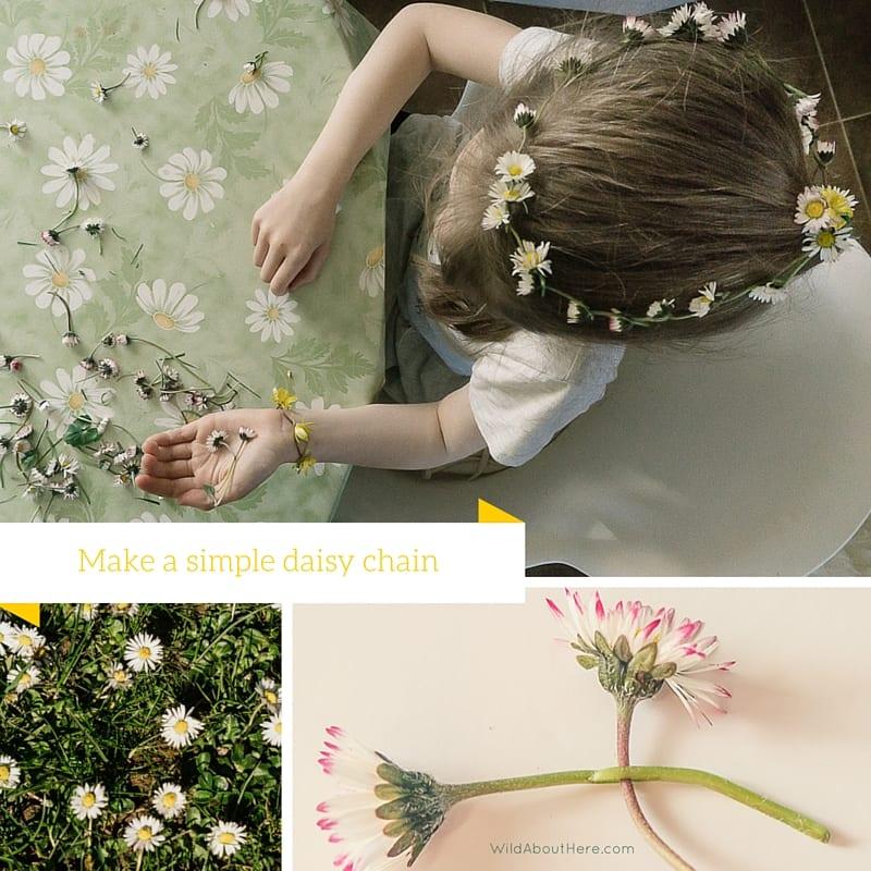 Make a simple daisy chain